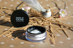 Make Up For Ever Ultra HD Microfinishing Loose Powder review / Обзор.