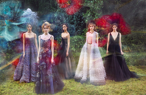 A magic fairytale at DIOR Haute Couture!