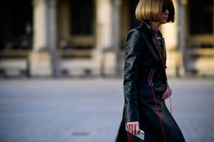 Anna Wintour | Paris