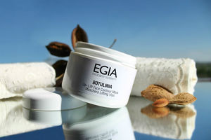 Egia Up-Lift Face Contour Mask Review / обзор.