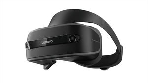 Lenovo представила шлем Windows Mixed Reality