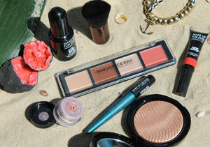 My Summer Favorites - Make Up For Ever / Летние фавориты.