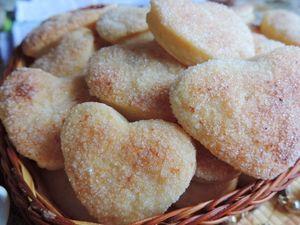 Печенье из плавленных сырков на сковороде