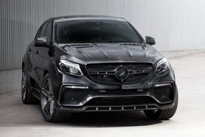 TopCar завернул в карбон Mercedes-Benz GLE Coupe