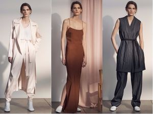 Grey Jason Wu Pre-Fall 2018