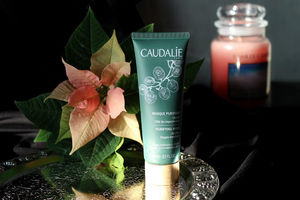 Caudalie Purifying Mask review / обзор.