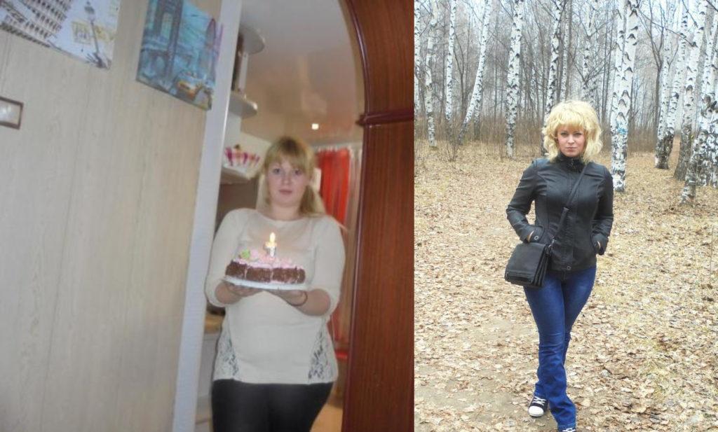 Кто похудел от глюкофажа
