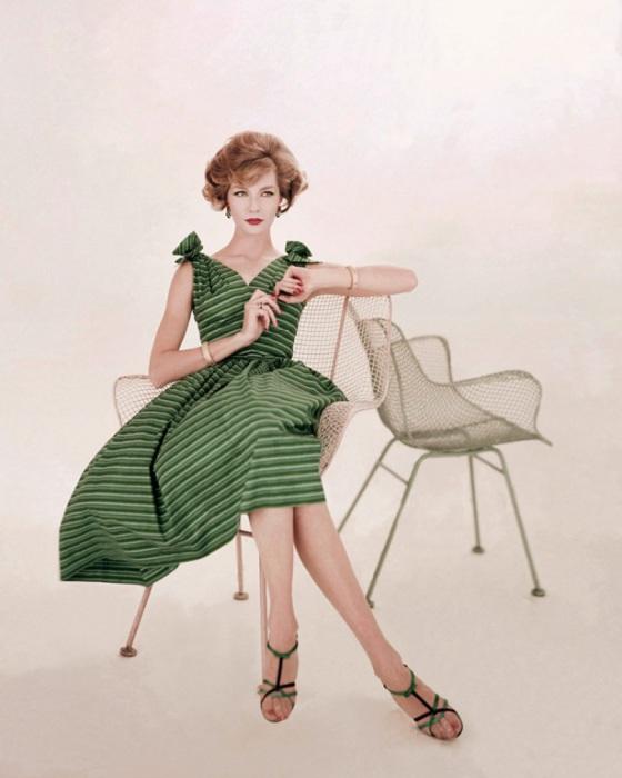 девушки 50 годов картинки