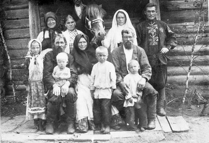Секс русских крестьян