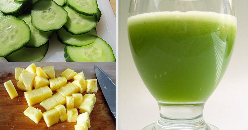 Рецепт, который удаляет брюшной жир