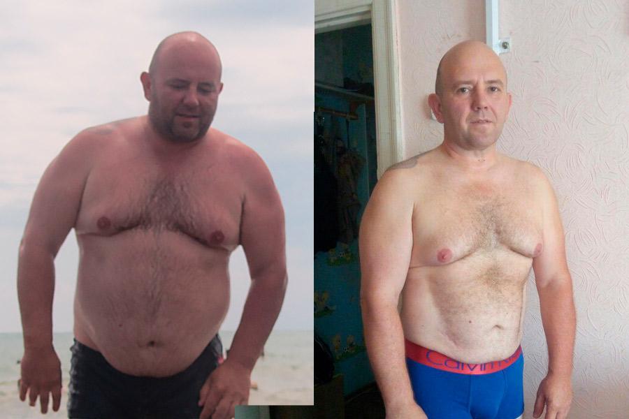 Как мужику можно похудеть
