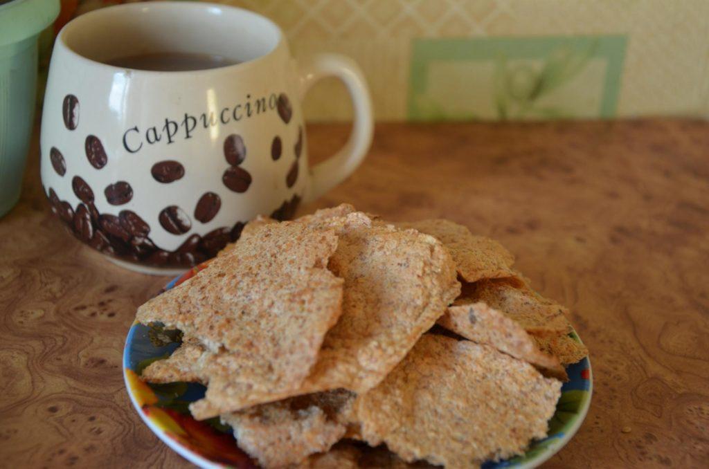 Печенье диеты дюкан