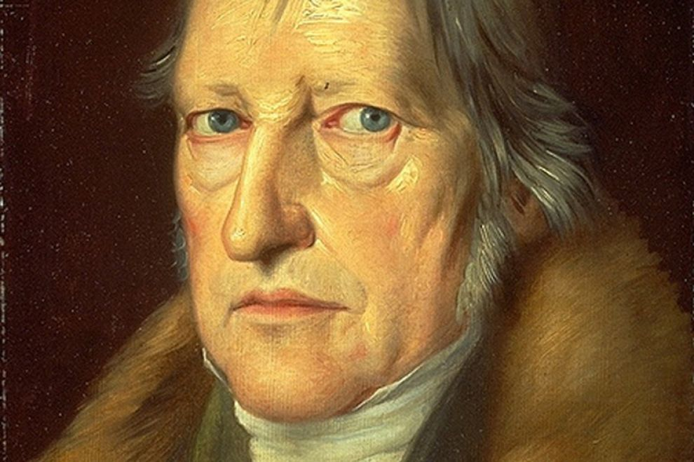 georg hegel thesis Hegel used the dialectic for a different purpose than arriving at first principles to understand what the dialectic means for hegel, we have to first understand that hegel was an idealist, in the tradition of his predecessor, kant.