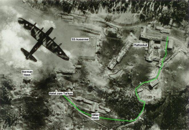 Тайные бункеры Гитлера
