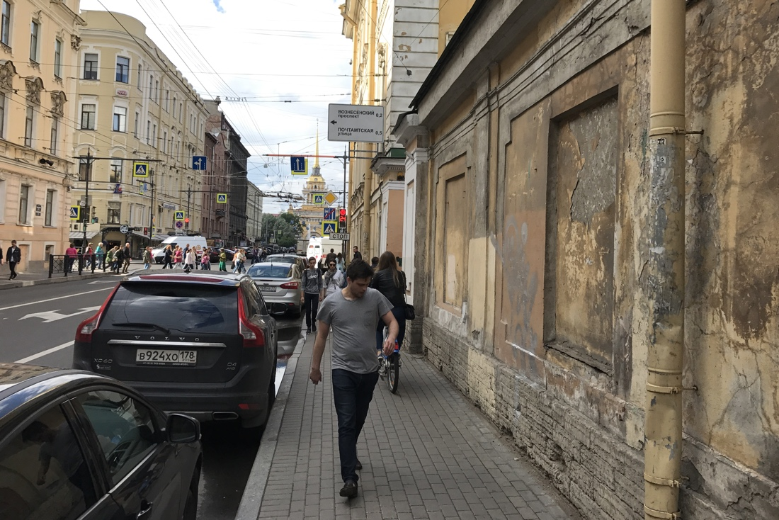 Картинки по запросу varlamov.ru москва пешеход тротуар